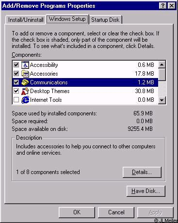 isdn dialup