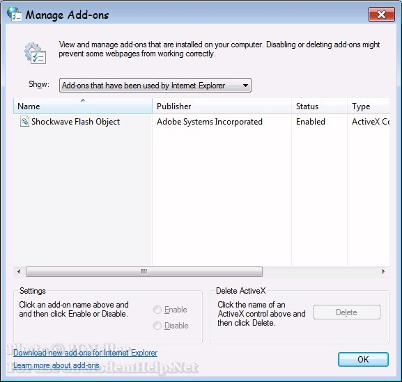 Manage add ons for internet explorer windows help 2016 car release